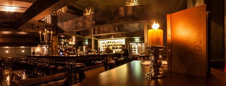 HUDSON´S Design Bar