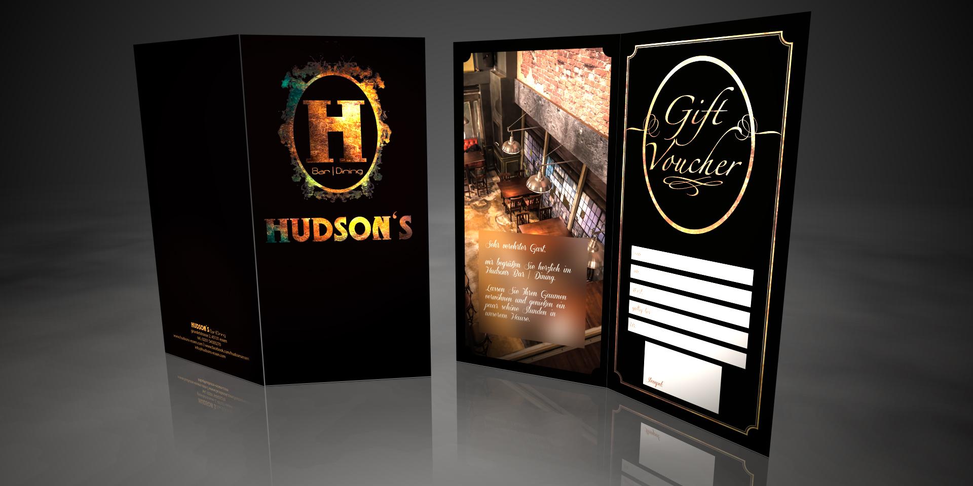 Der Hudson's Gutschein