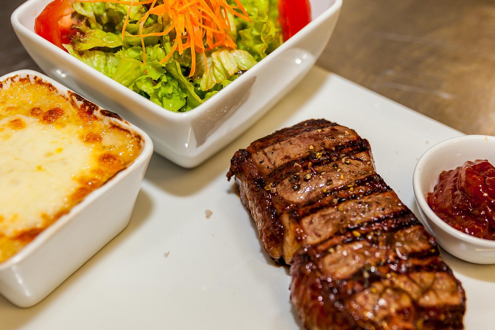 Hudsons Rib Eye Steak